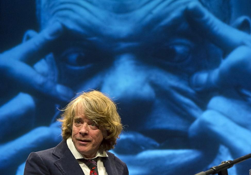 Helge Schneider erhaelt 'Grossen Karl-Valentin-Preis' 2012