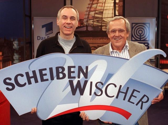"""NEUE STUDIODEKORATION FÜR """"SCHEIBENWISCHER"""""""