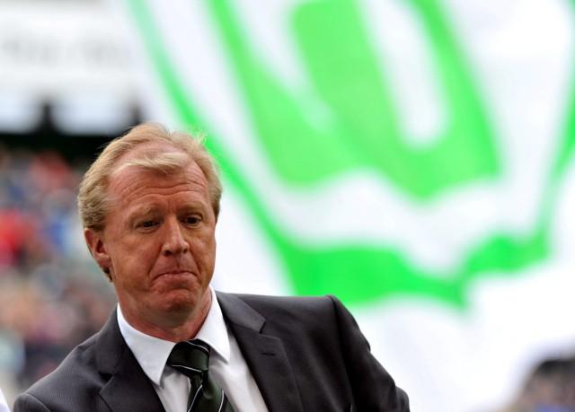 VfL Wolfsburg - Trainer McClaren