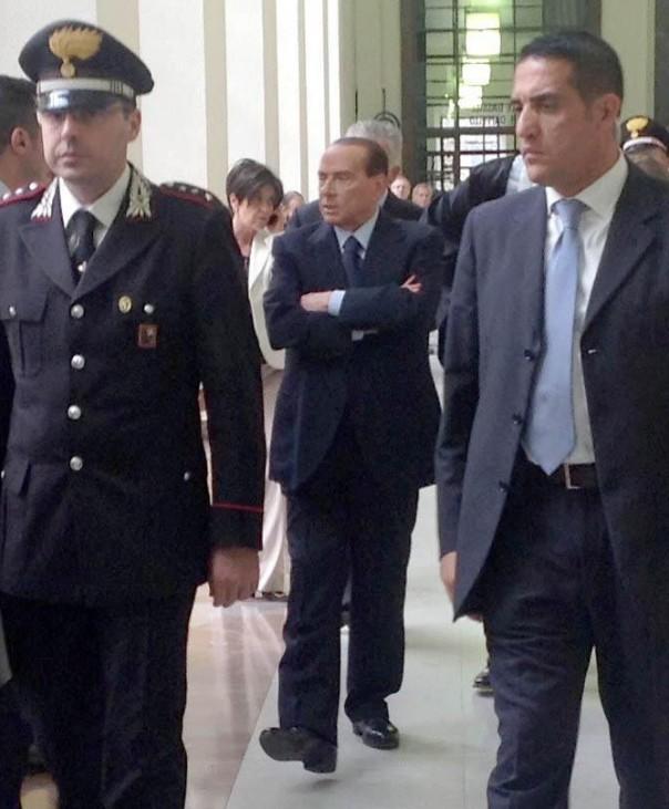 Berlusconi underage prostitute trial