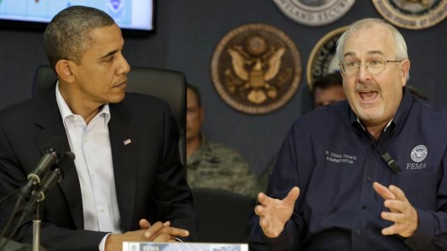 Barack Obama, Craig Fugate