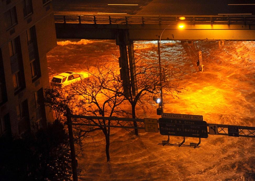 Hurrikan Sandy