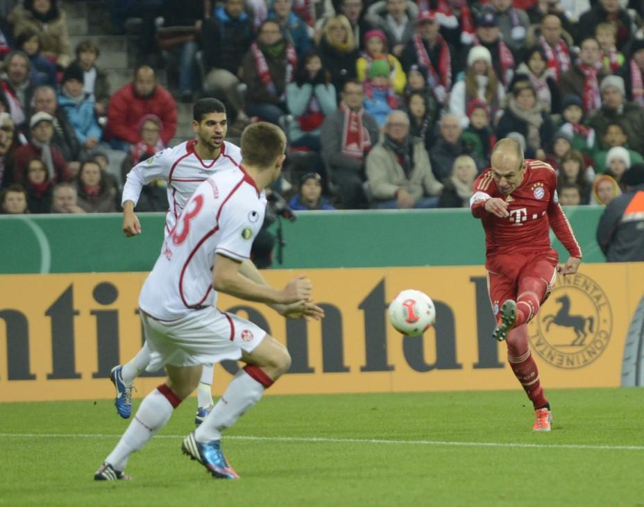 FC Bayern Muenchen - 1. FC Kaiserslautern