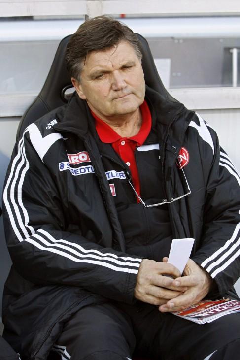 1. FC Nürnberg - Hans Meyer