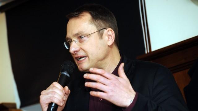 Michael Stürzenberger bei Veranstaltung Münchner Islamkritiker, 2011