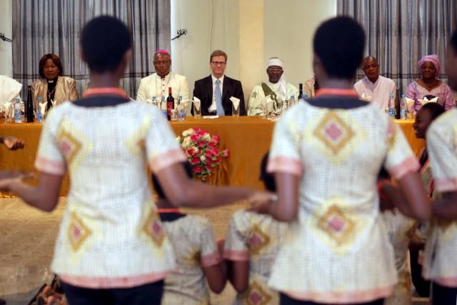 Westerwelle besucht Nigeria