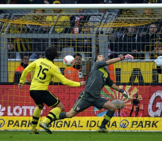 Borussia Dortmund - VfB Stuttgart.
