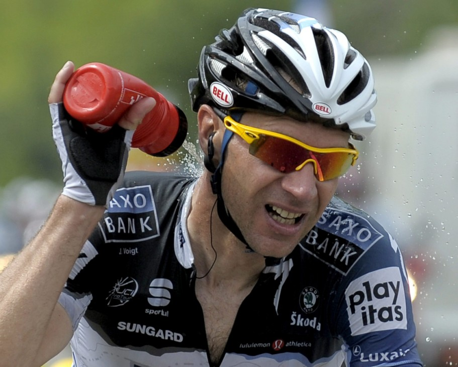 Tour de France - Jens Voigt