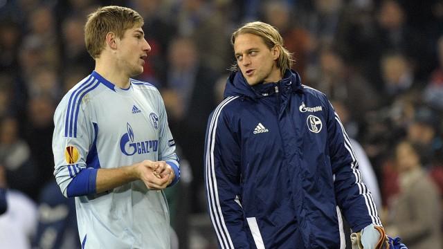 Stevens laesst Schalker Besetzung im Tor offen