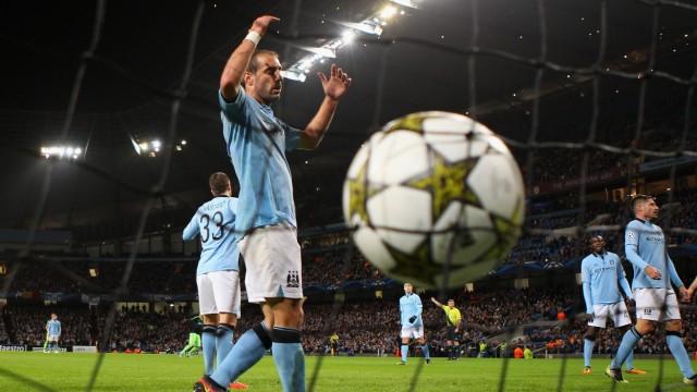 Manchester City FC v Ajax Amsterdam - UEFA Champions League