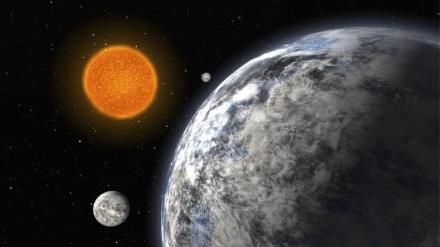 Trio der Super-Erden umkreist einen Stern