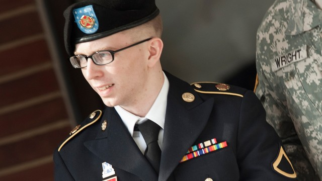 US says Manning helped Al-Qaeda with leaks
