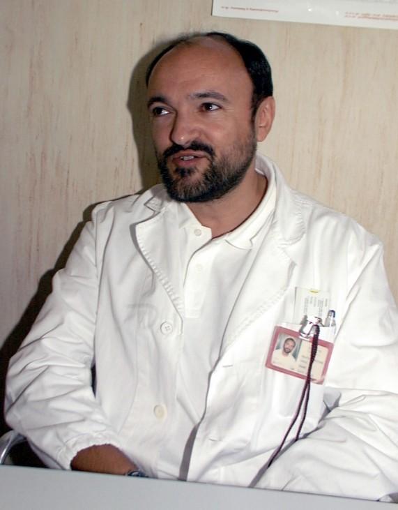 Carlo Urbani, Entdecker des SARS-Virus, 2003