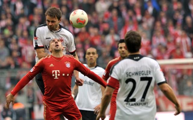 FC Bayern München ? Eintracht Frankfurt