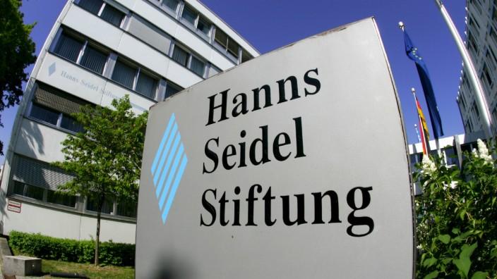 40 Jahre Hanns-Seidel-Stiftung