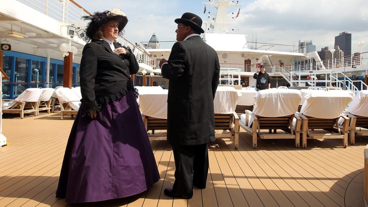 dresscode auf der schiffsreise - was trägt man an bord