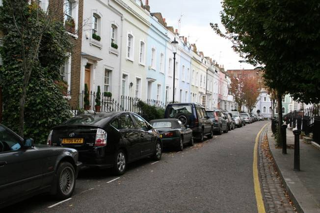 London Kings Road