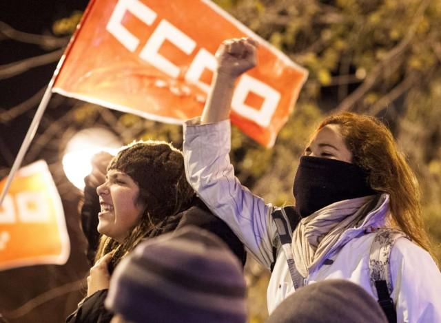 Generalstreiks in Krisenstaaten