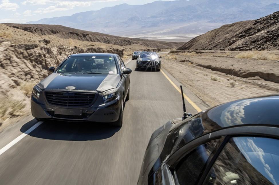 Mercedes S-Klasse, Mercedes, S-Klasse, Limousine