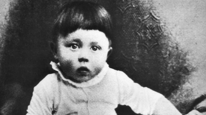 Adolf Hitler als Kind