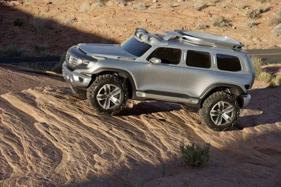 G-Klasse, Mercedes, Mercedes-Benz, G-Modell, Geländewagen, Offroad