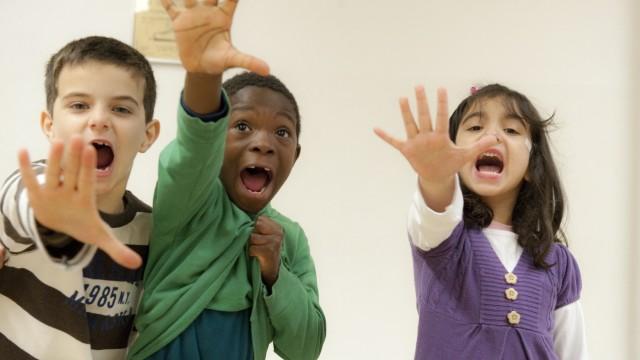 Training Selbstbewusstsein Kinder