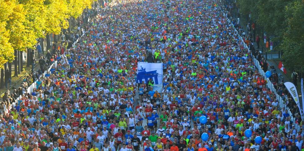 39. Berlin-Marathon
