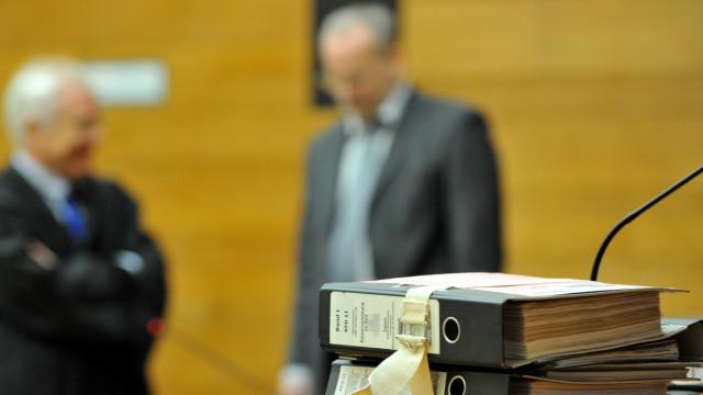 Prozess gegen Rosenheimer Ex-Polizeichef