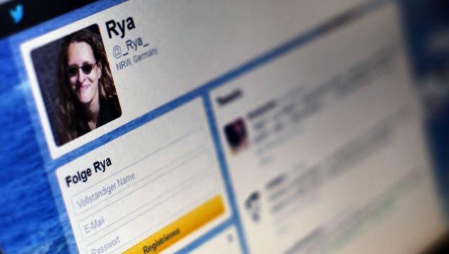 Twitter-Plattform der Piratenabgeordneten Birgit Rydlewski