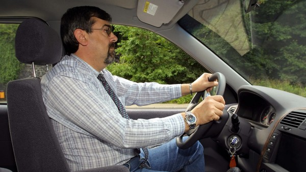 Themendienst Auto: Richtig sitzen im Auto