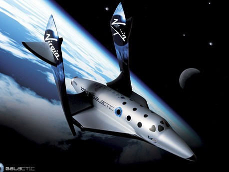 SpaceShipTwo, Reuters