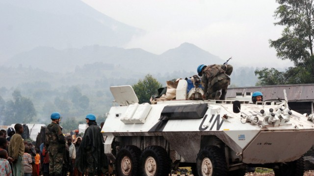 Congo's M23 fighters take Goma