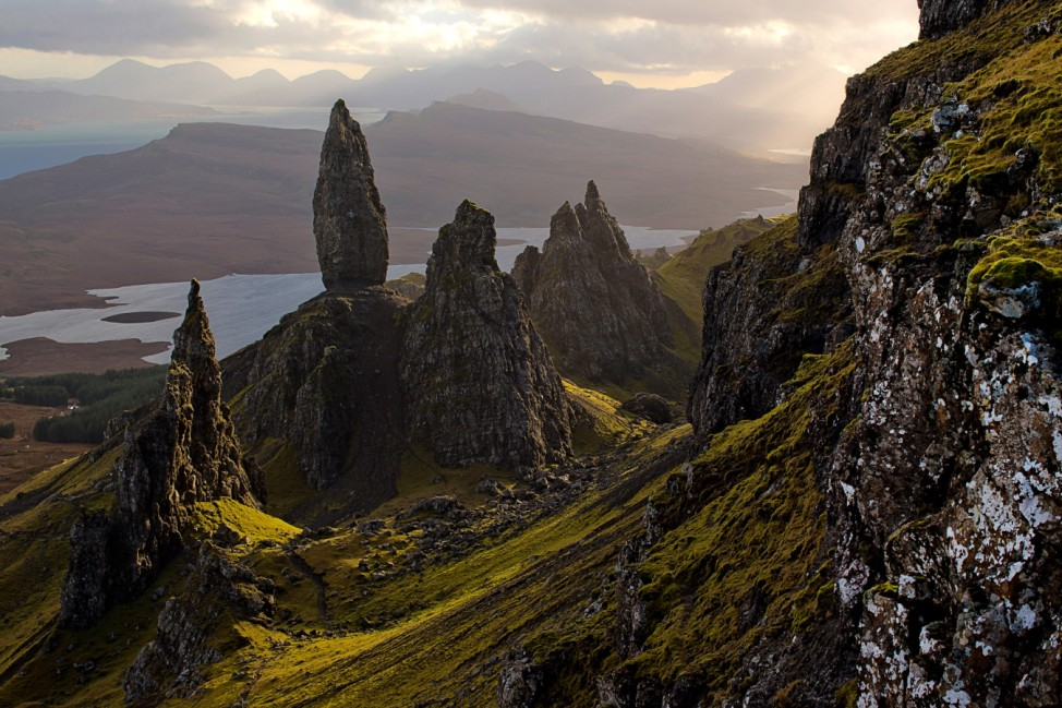 Landscapes On The Isle Of Skye