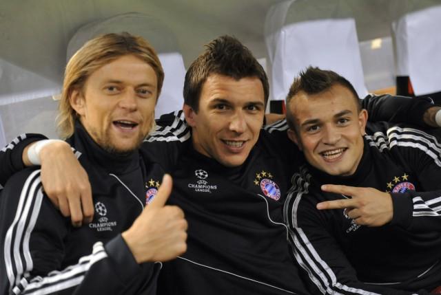 FC Valencia - FC Bayern München 1:1