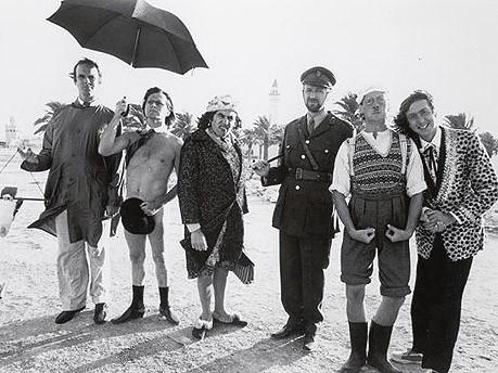 John Cleese, Monty Python