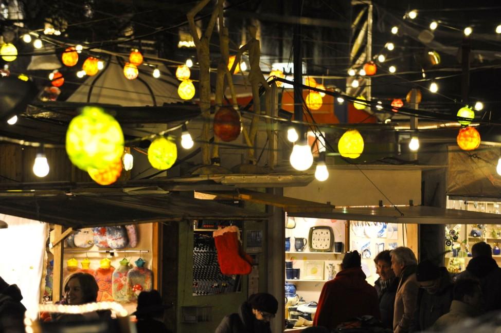 Weihnachtsmarkt, München, Münchner Freiheit, Schwabing, Christkindlmarkt