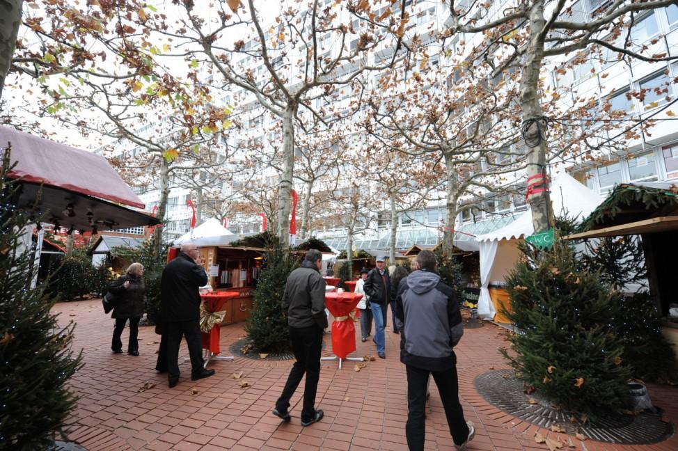 Weihnachtsmarkt, München, Christkindlmarkt, Bogenhausen, Rosenkavalierplatz