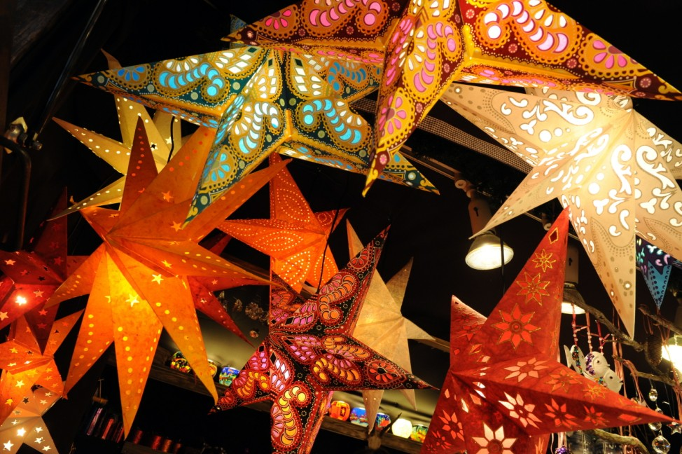 Krampuslauf, Marienplatz, Weihnachtsmarkt, München, Christkindlmarkt