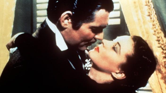 Küsse in Kinofilmen - 'Vom Winde verweht'