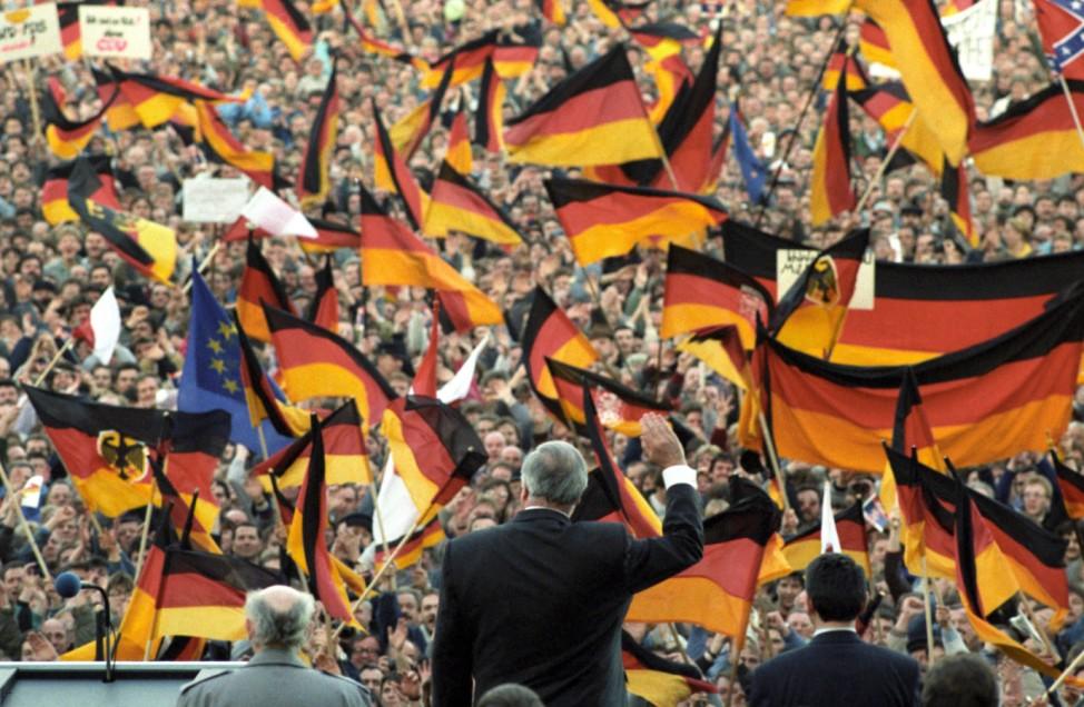 Serie Deutsche Einheit - Wahlkampf mit Kohl