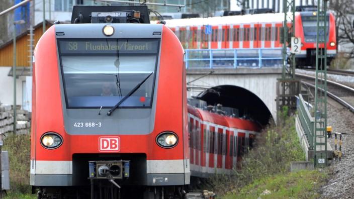 S-Bahn München, Stammstrecke, Öffentlicher Nahverkehr, S-Bahn-Tunnel