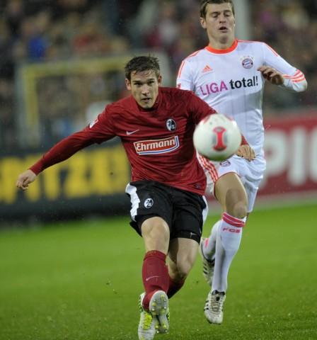 Toni Kroos,  FC Bayern München, Fußball, Bundesliga