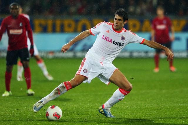 Javi Martínez, FC Bayern München, Fußball, Bundesliga