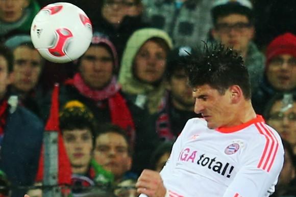 Mario Gomez, FC Bayern München, Fußball, Bundesliga
