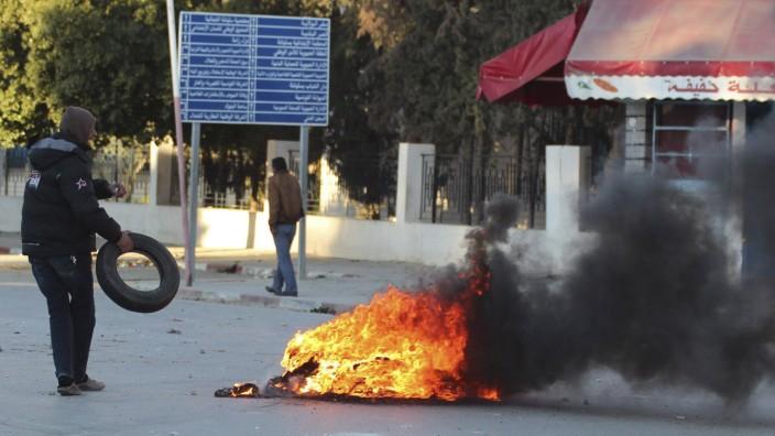 Proteste in Siliana