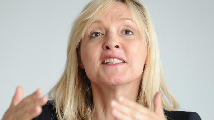 Wegen des Falls Mollath in Erklärungsnot: die bayerische Justizministerin Beate Merk (CSU).