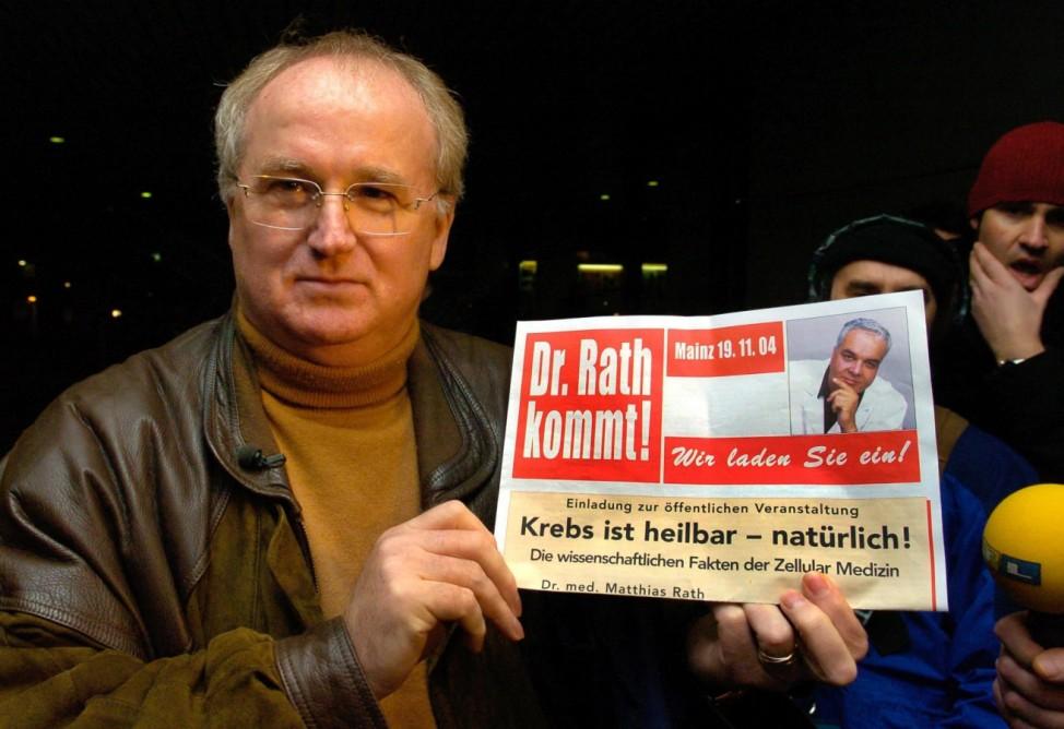 Veranstaltung von Dr. Rath