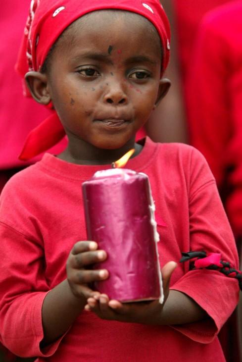 Welt-Aids-Tag 1. Dezember