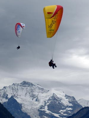 Aktivurlaub Schweiz Interlaken, Stephan Rumpf