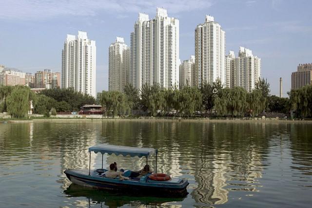 Städtebau in Peking